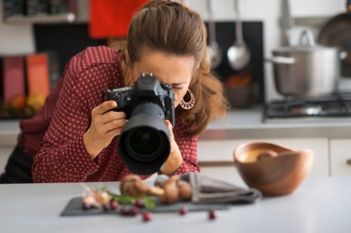 Five Pro Tips For Mouth-Watering Food Photographs